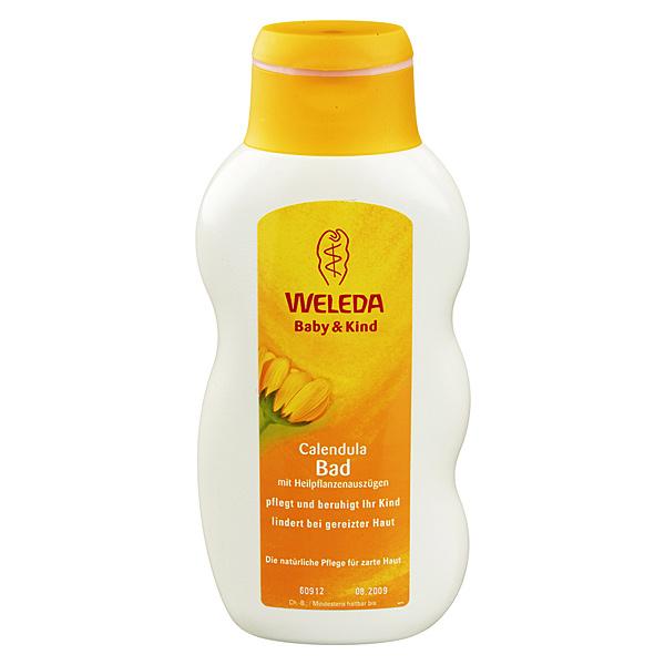 Weleda calendula bath bagno erbofarma farmaci generici for Bagno a ripoli farmacia