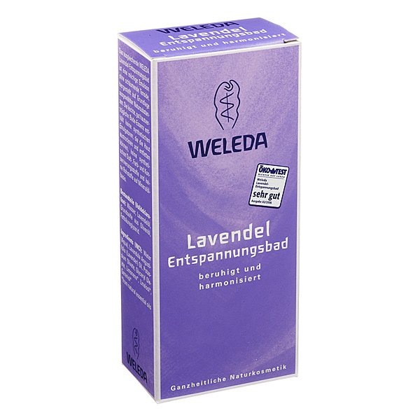 Weleda lavanda bagno rilassante erbofarma farmaci generici omeopatici e integratori - Bagno rilassante ...