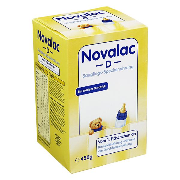 Novalat D Alimento Spaciale Per Diarrea Acuta Erbofarma Farmaci