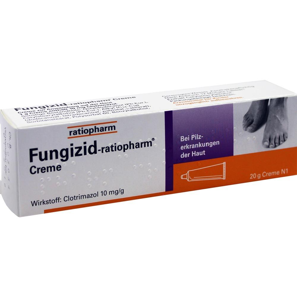 crema fungicida